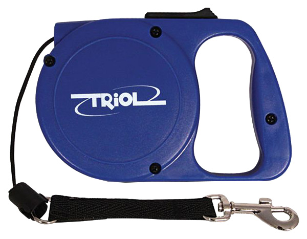 Поводок-рулетка Триол FD 9006 5 м для собак весом до 25 кг, 1 шт,