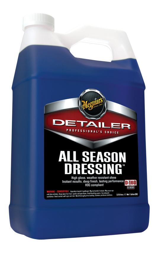 Средство для улучшения внешнего вида резины и пластика All Season Dressing 3.78 л D16001