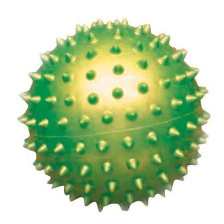Купить Т52833, Мячик детский 1TOY Массажный 12 см, 1 TOY,
