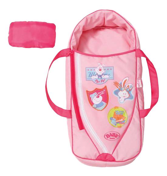 Спальный мешок+переноска для Baby Born 822-203 Zapf Creation фото