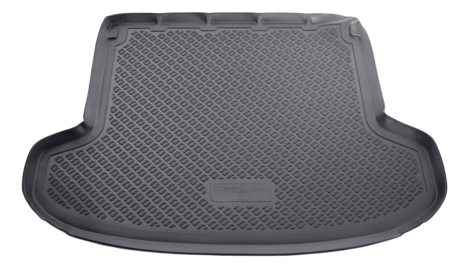 Коврик в багажник автомобиля для KIA Norplast (NPL-P-43-03)