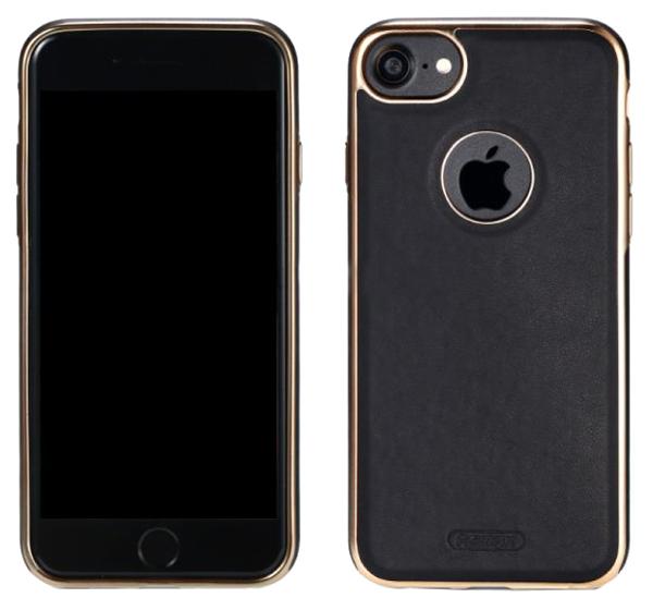 Чехол-накладка Remax Beck для Apple iPhone 7 Black