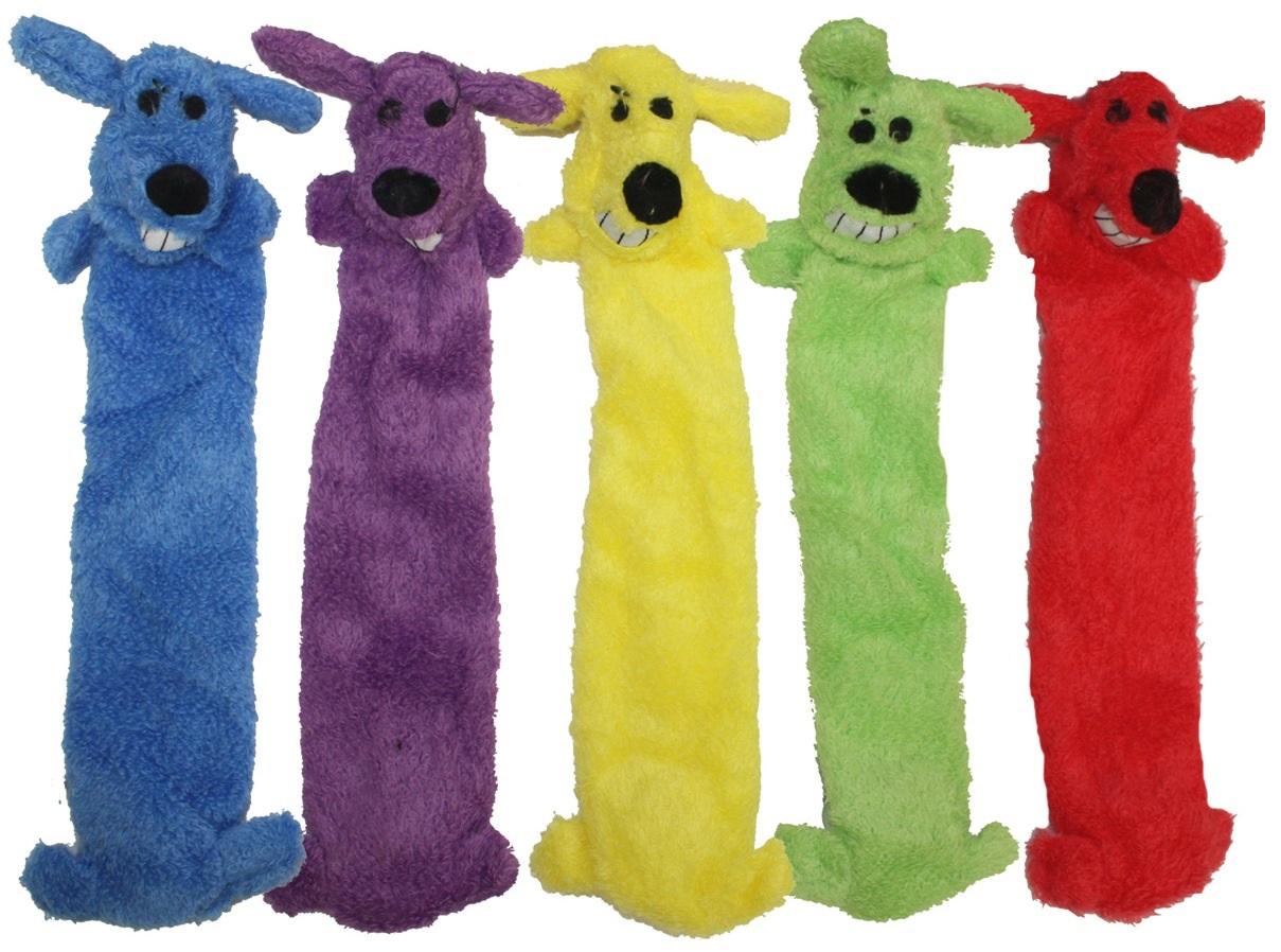 мягкая игрушка, Пищалка для собак V.I.Pet, Нейлон, Полиэстер,