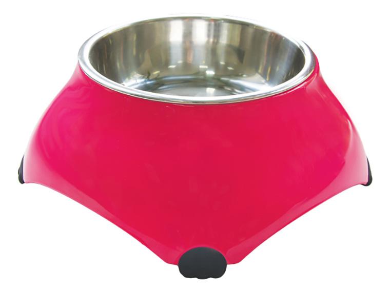 Одинарная миска для собак Super Design, пластик,