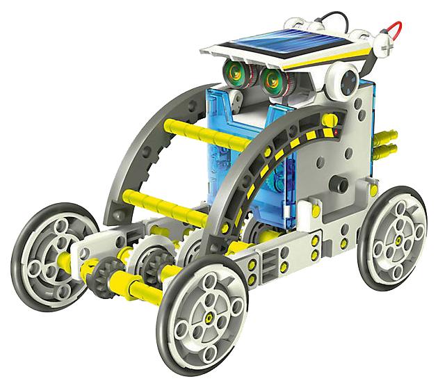 Купить 265605, Конструктор ND Play Роботостроение 14 в 1 ,