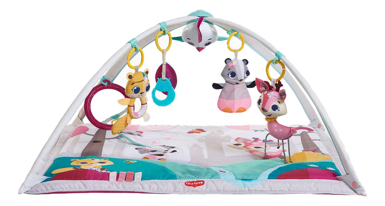 Купить Развивающий коврик Принцесса Tiny Love 1205506830,