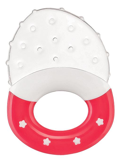 Прорезыватель силиконовый red Happy Baby