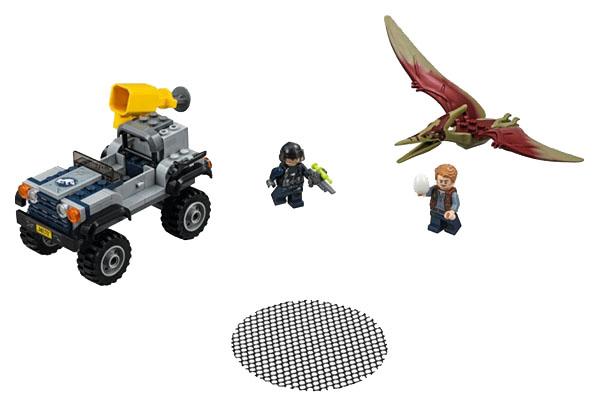 Конструктор LEGO Jurassic World Погоня за птеранодоном 75926, конструктор lego jurassic world погоня за птеранодоном 75926