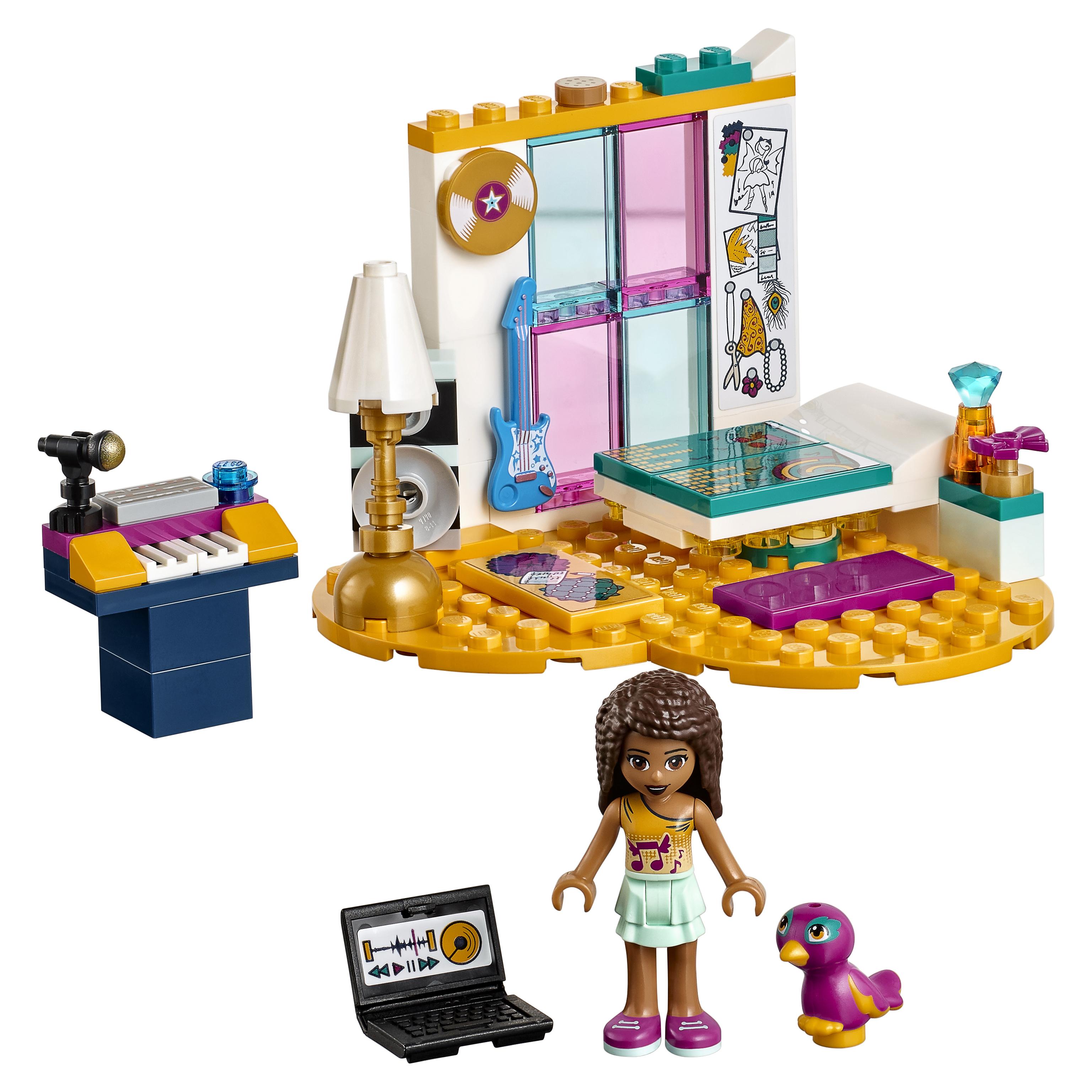 Конструктор LEGO Friends Комната Андреа 41341 LEGO