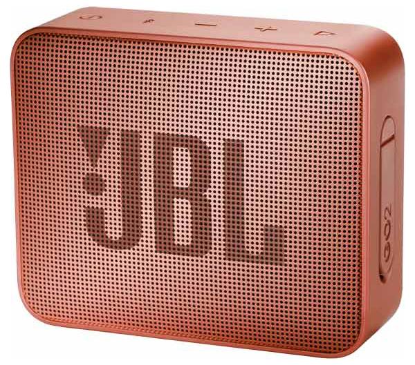 Беспроводная акустика JBL Go 2 JBLGO2CINNAMON