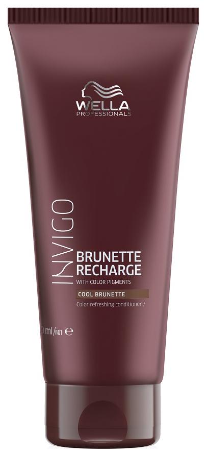 Купить Бальзам для волос Wella Professionals INVIGO Color Recharge Cool Brunette 200 мл