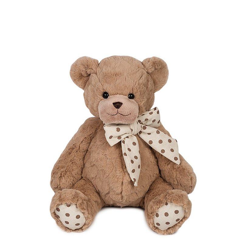Мягкая игрушка Maxitoys Мишка Брауни, 26 см
