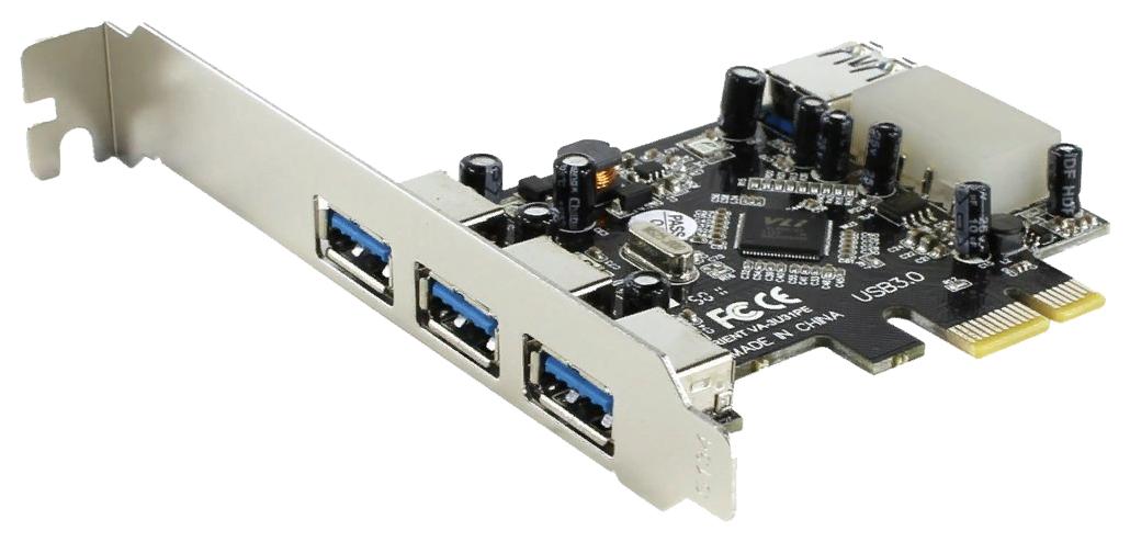 PCI e контроллер USB ORIENT VA 3U31PE
