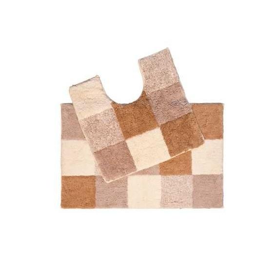 Набор ковриков для ванной комнаты IDDIS Hopscotch