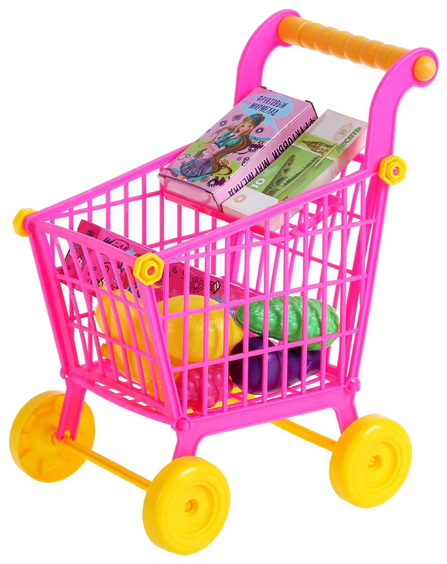 Купить Игровой набор Магия покупок малая, 26 предметов, WINX Winx, Детские тележки для супермаркета