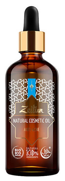 Масло для лица Zeitun Natural Cosmetic Oil №9 Anti-Acne 100 мл