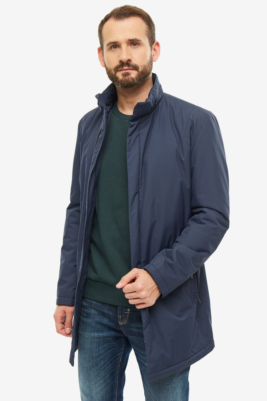 Куртка мужская BAZIONI 3015 M RIB синяя 52/176 RU фото