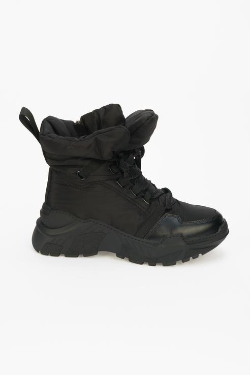 Ботинки женские Betsy 998094/02 черные 39 RU фото