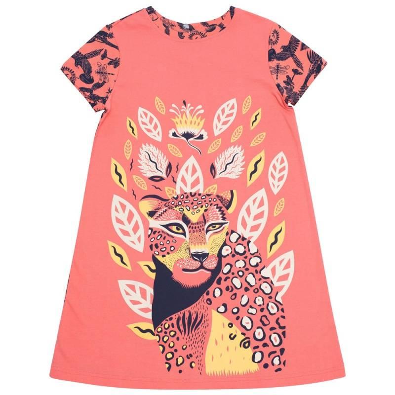 Купить Платье Chinzari, цв. оранжевый, 158 р-р, Детские платья и сарафаны