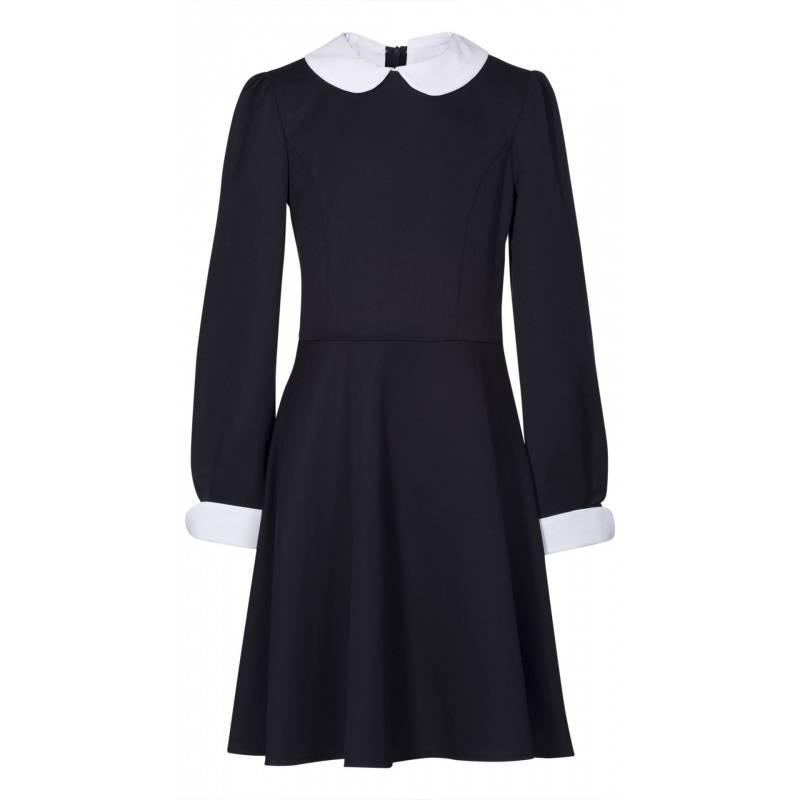 Купить ШФ-817, Платье SkyLake, цв. темно-синий, 48 р-р, Платья для девочек