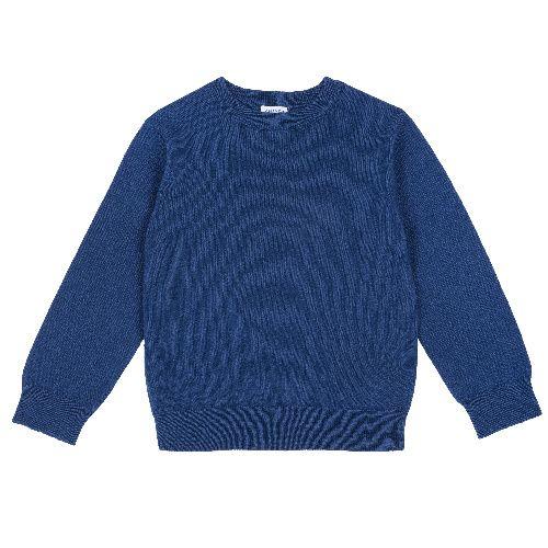 Купить 9069395, Джемпер Chicco для мальчиков р.92 цв.синий, Кофточки, футболки для новорожденных