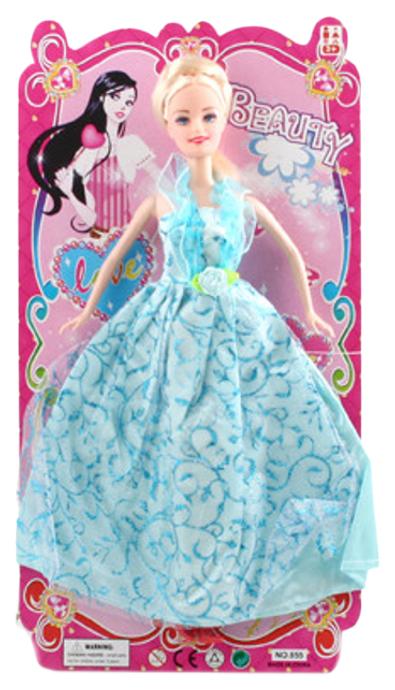 Кукла в вечернем платье 29см