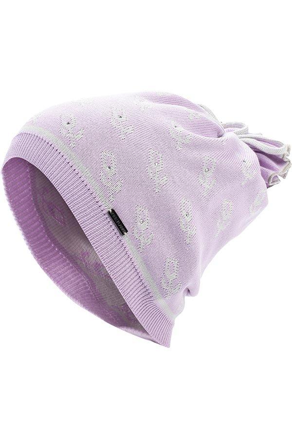 Купить KB17-71102J, Шапка для девочки Finn Flare, цв. сиреневый, р-р. 54, Детские шапки и шарфы