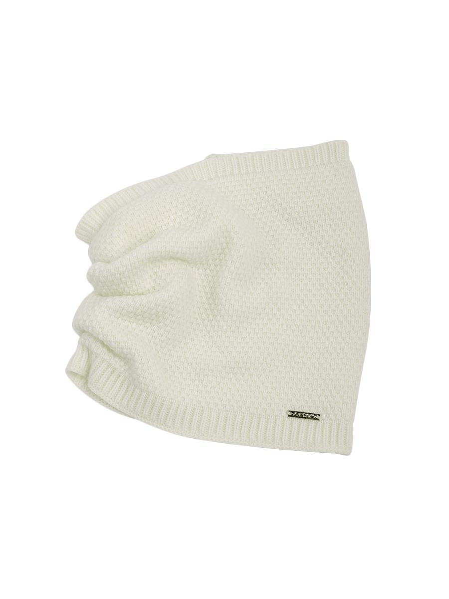 Купить Снуд детский ALEKSA р. 48-56 цв. белый, Детские шапки и шарфы