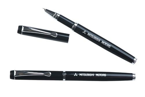 Шариковая ручка Mitsubishi MME50703 черная набор