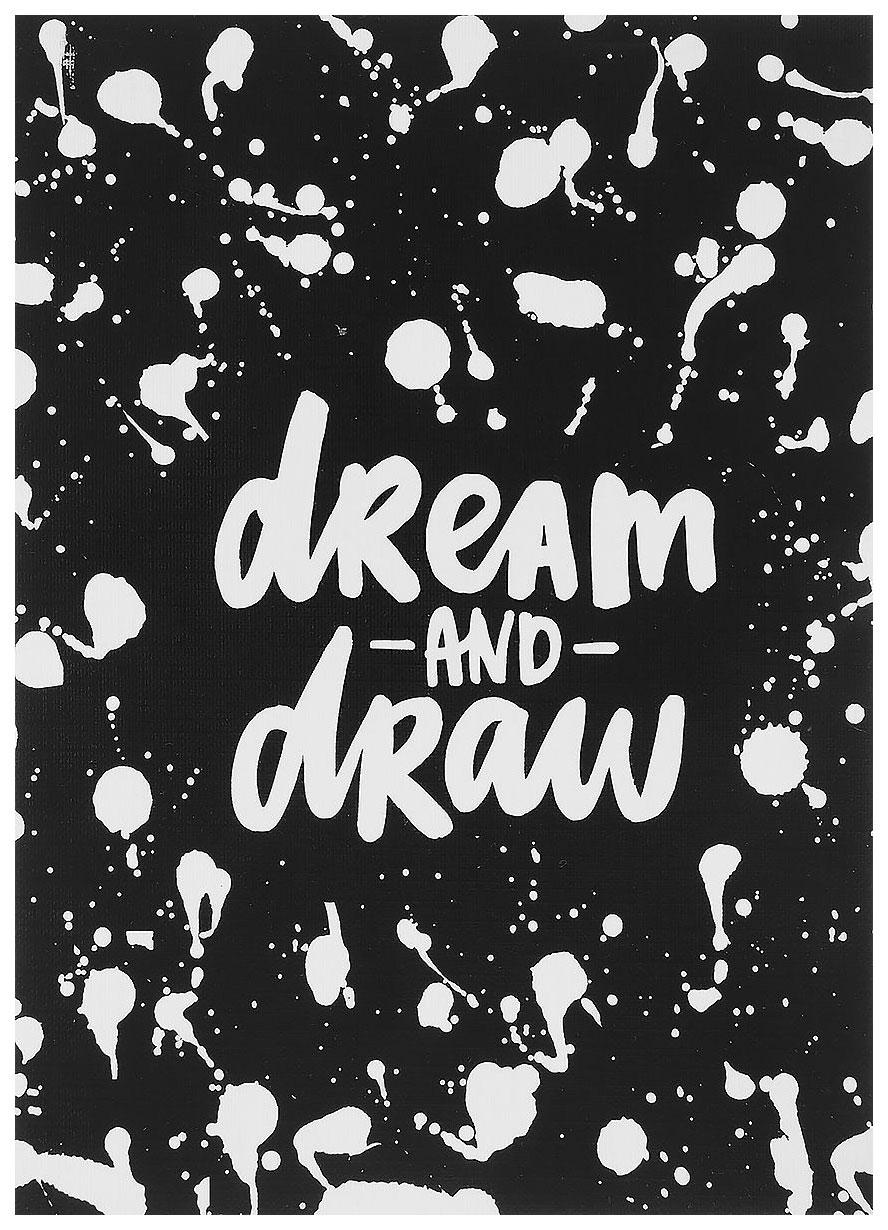 Скетчбук Подписные издания Dream and draw 30 листов фото
