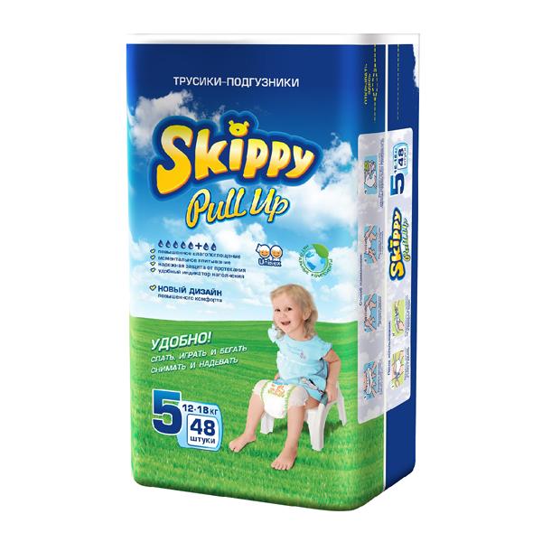 Трусики   подгузники Skippy, размер