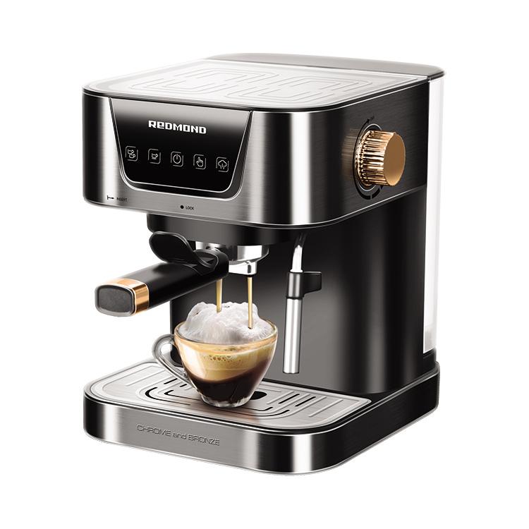 Кофеварка рожкового типа Redmond RCM CBM1514