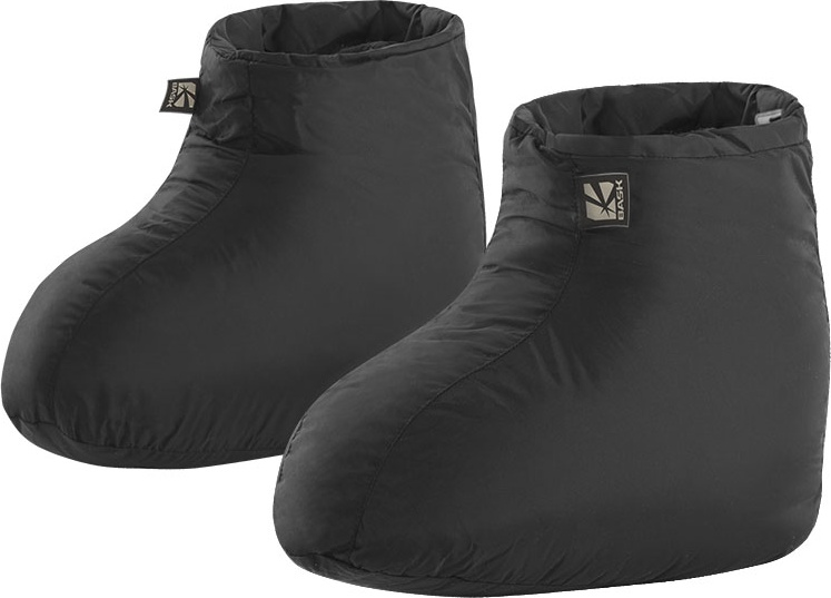 Пуховые носки Унисекс DOWN SOCKS 5993-9009-S ЧЕРНЫЙ S
