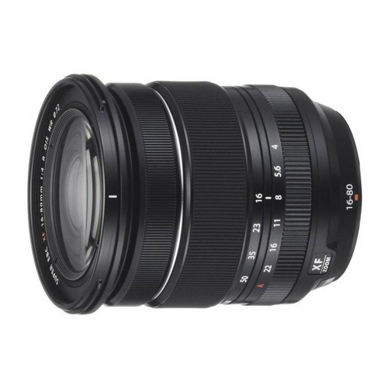 Объектив для фотоаппарата Fujifilm FXF16-80MMF4 R OIS WR P XF16-80mm f/4 R OIS LM WR
