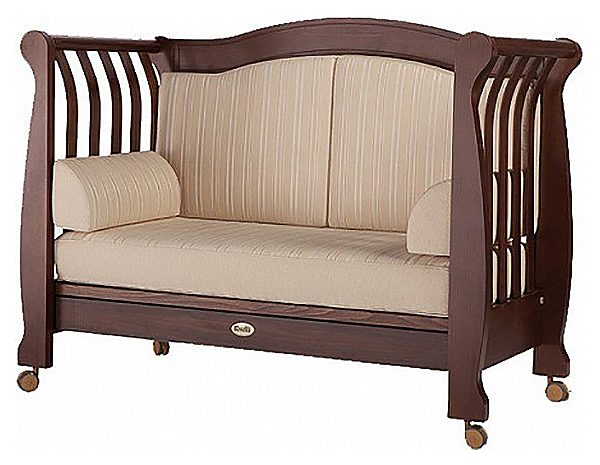 Кровать диван Feretti GRANDEUR D GR 05 Noce