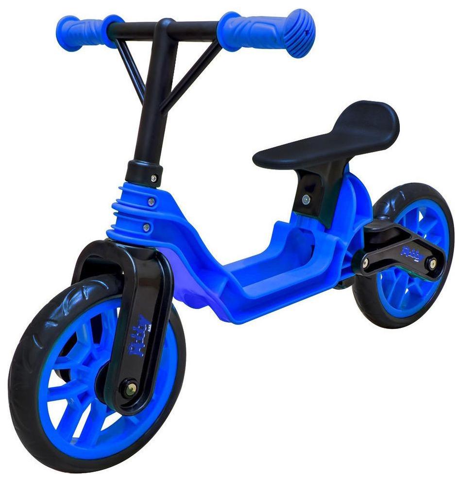 Беговел Hobby bike RT OP503 Magestic 6637 Blue Black