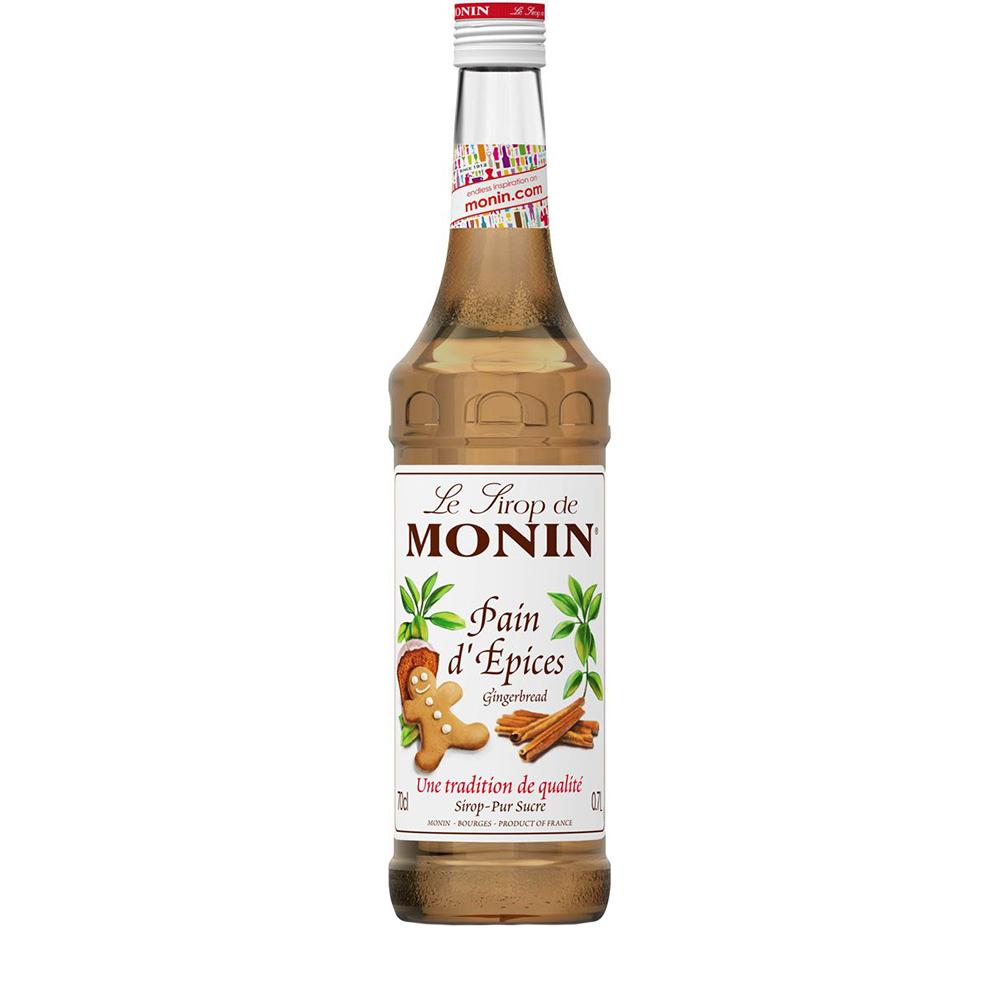 Сироп Monin имбирный пряник 0.7 л