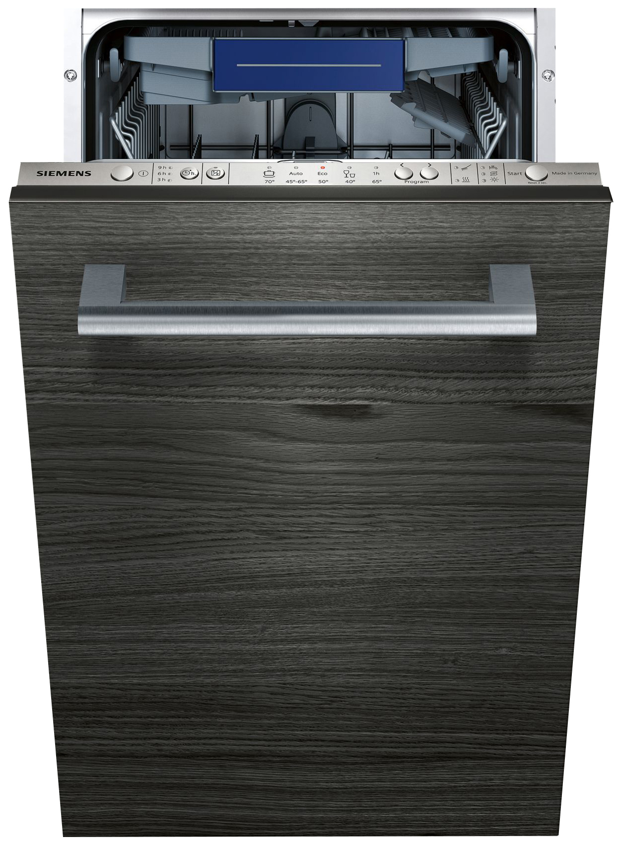 Встраиваемая посудомоечная машина 45 см Siemens SR615X83NR