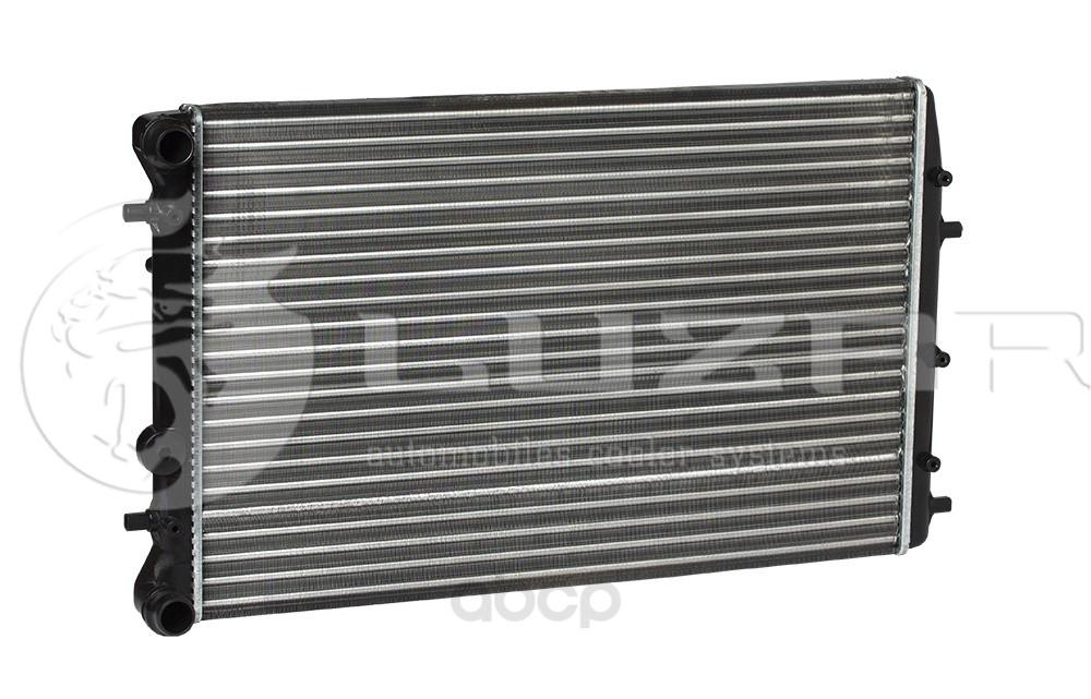 Радиатор охлаждения двигателя Luzar LRC18QJ фото