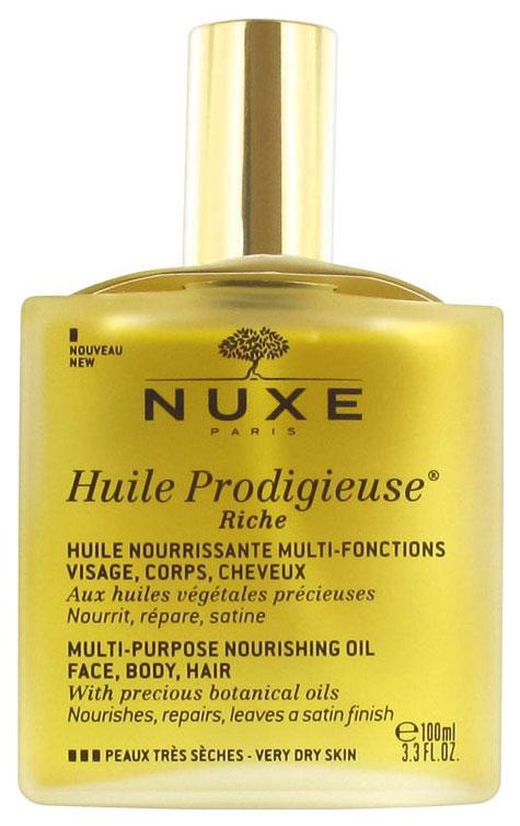 Масло для лица uxe Huile Prodigieuse Riche
