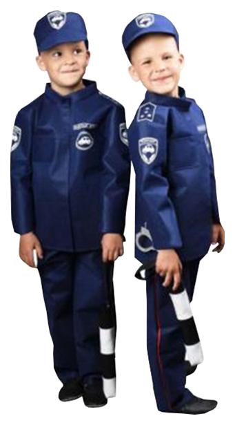 Купить Набор полицейского Лидер 95857 Полиция 6 предметов, Leader,