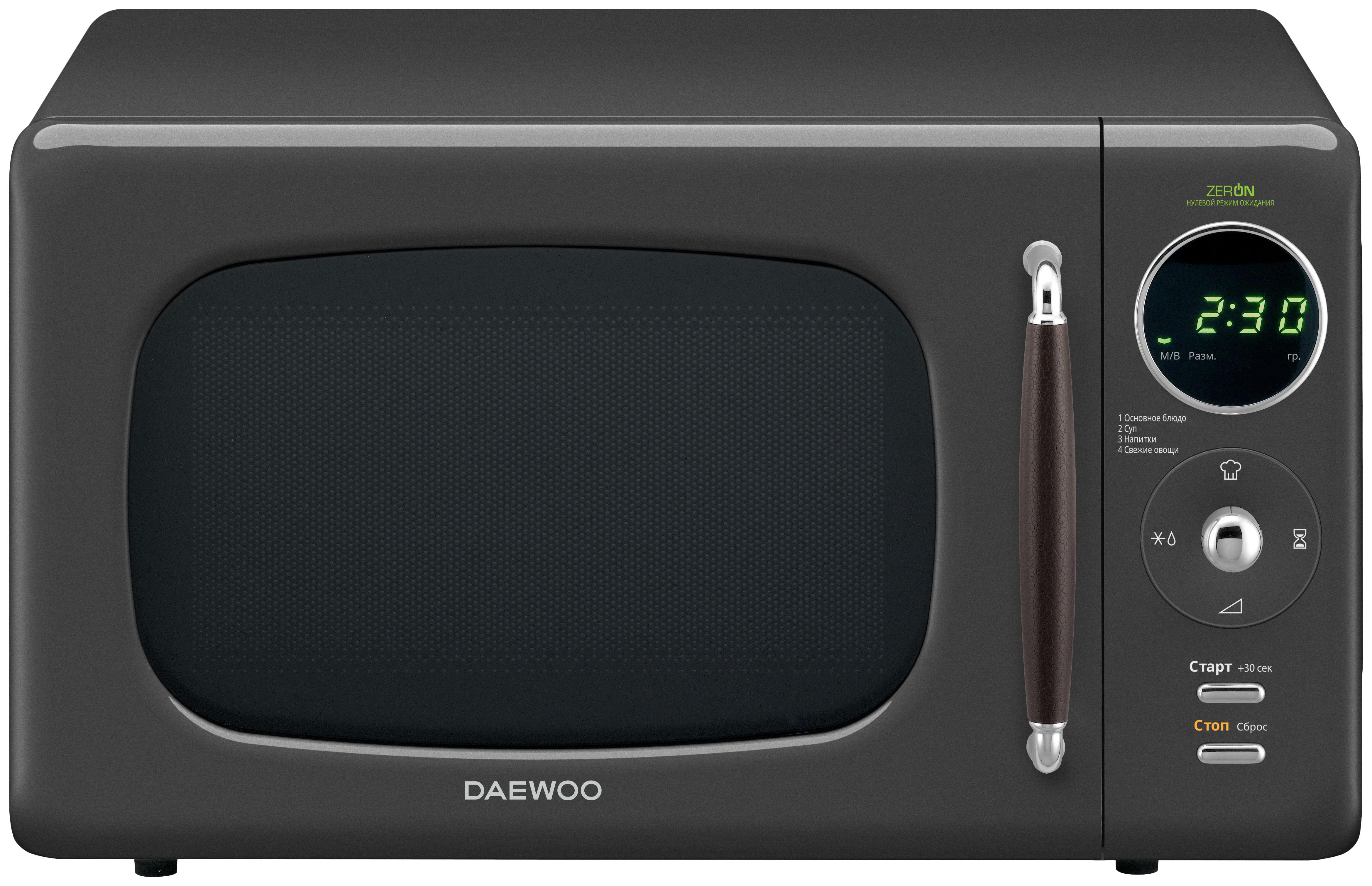 Микроволновая печь DAEWOO KOR-669RS