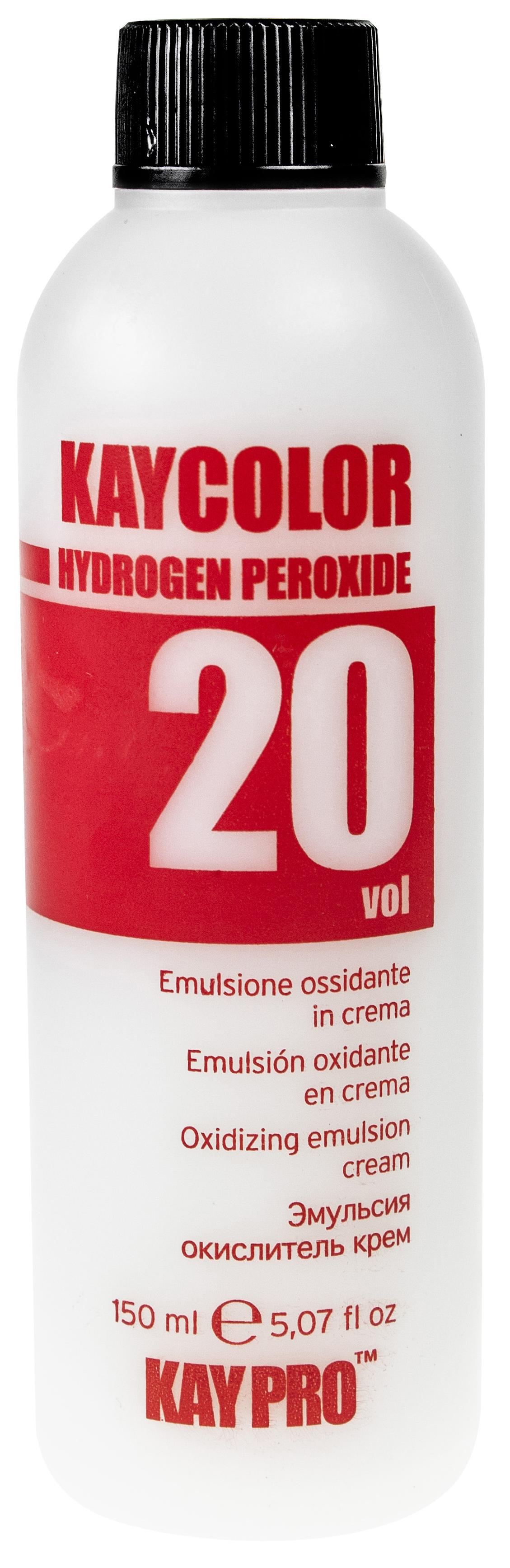 Купить Проявитель KayPro Kay Color 20 vol (6%) 150 мл