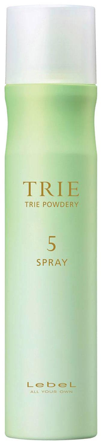 Спрей для укладки волос Lebel Trie Powdery Spray
