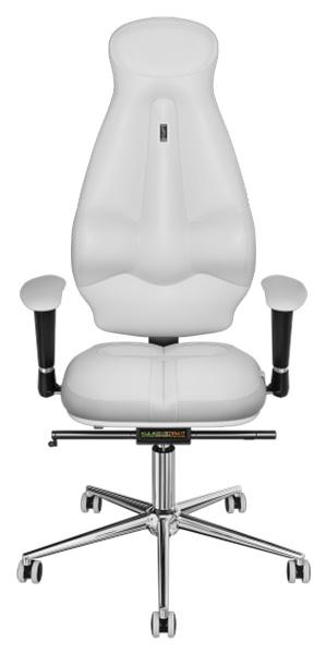 Офисное кресло Kulik System Galaxy, экокожа, Белый