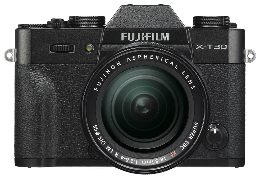 Фотоаппарат цифровой компактный FUJIFILM X-T30 Kit 18-55mm цвет черный X-T30 Kit 18-55 Black