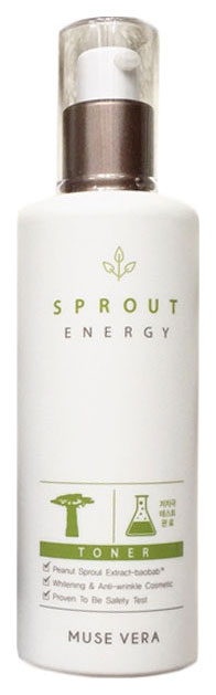 Эмульсия для лица Deoproce Muse Vera Sprout Energy