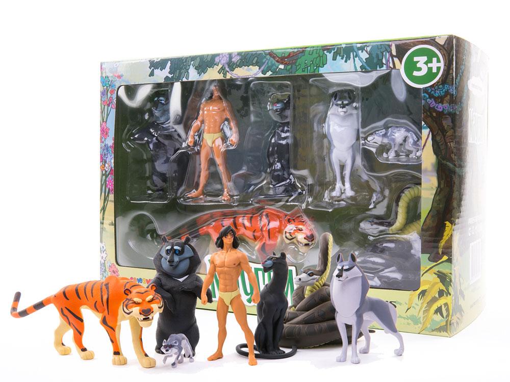 Купить Набор коллекционных игрушек Prosto Toys Маугли, Игровые наборы