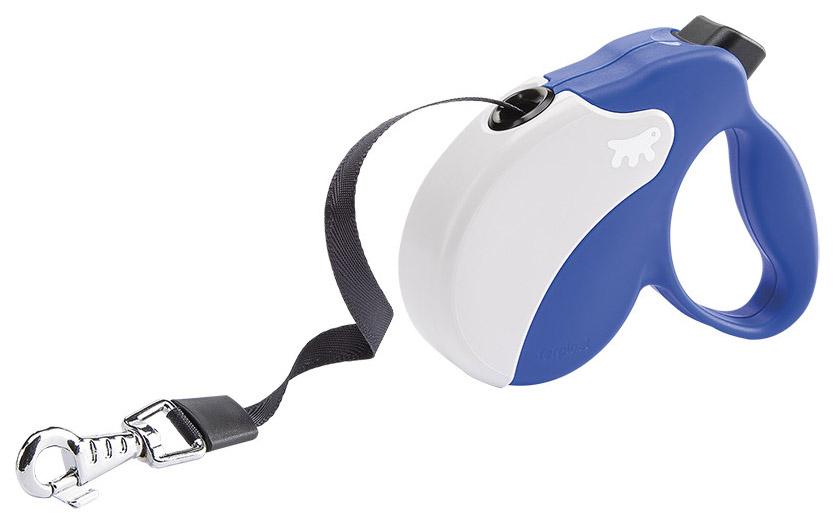 Рулетка для собак Ferplast Amigo Tape XS Синяя