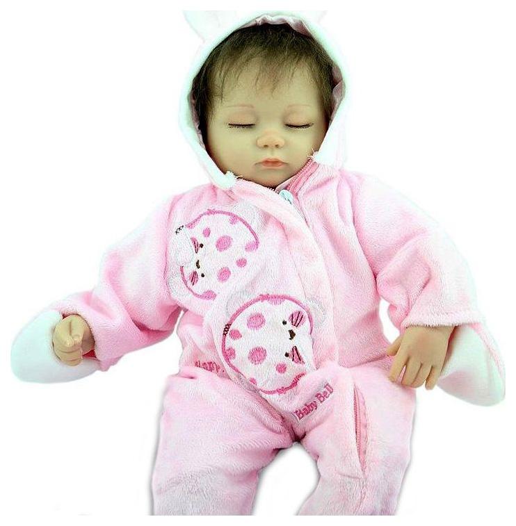 Кукла Reborn-Kids Кнопочка 45 см